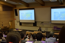Lecture from Dr. Kate Tairyan